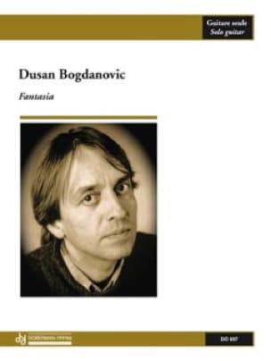 Fantasia - Guitare seule - Dusan Bogdanovic - laflutedepan.com