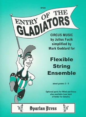 Entry of the Gladiators - String ensemble Julius Fucik laflutedepan