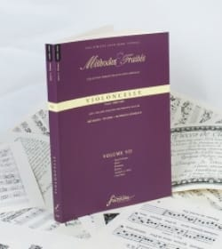 Méthodes et Traités Violoncelle Vol.7 - France 1800-1860 laflutedepan