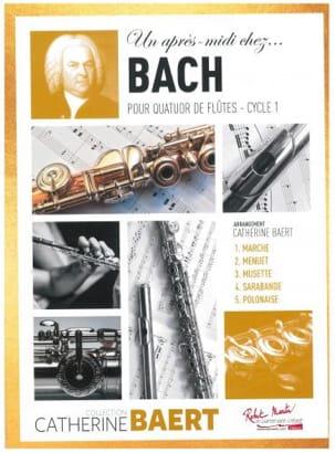 Un après-midi chez.. Bach Johann Sebastian Bach Partition laflutedepan