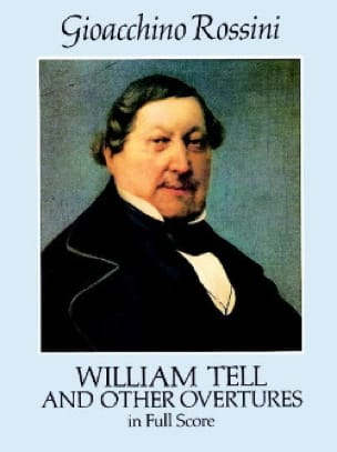 William Tell And Other Overtures - Full Score - laflutedepan.com