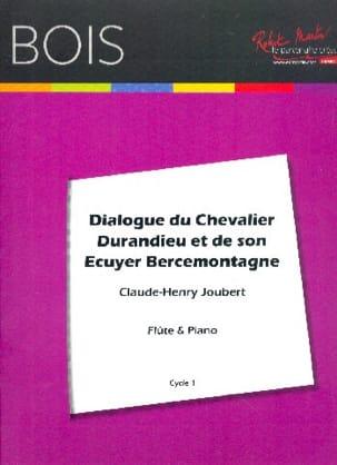 Dialogue du Chevalier Durandieu et de son écuyer Bercemontagne laflutedepan