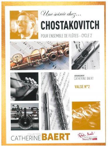 Une soirée chez.. Chostakovitch - laflutedepan.com