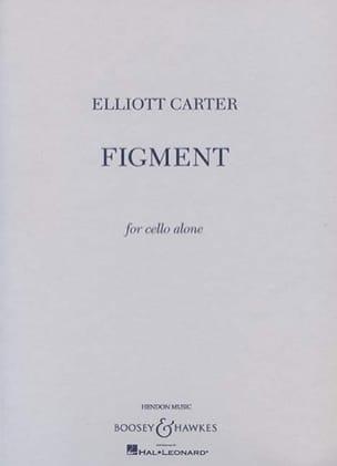 Figment Elliott Carter Partition Violoncelle - laflutedepan