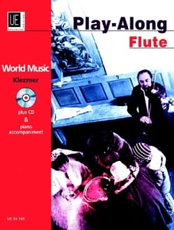 Play Along Flute - Klezmer Partition laflutedepan