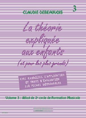 Théorie Expliquée aux Enfants - Volume 3 - laflutedepan.be
