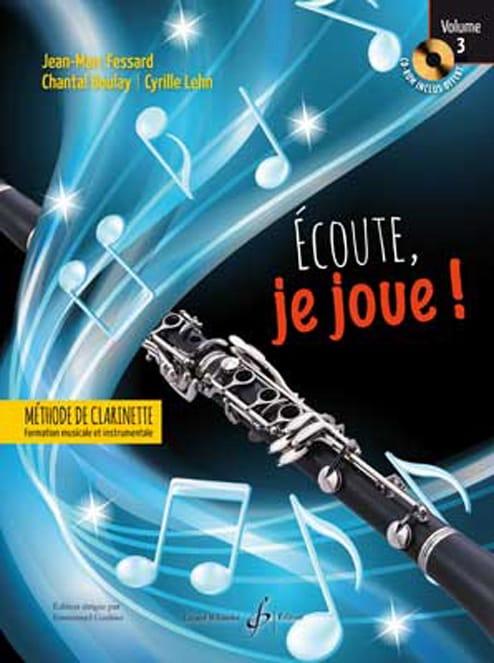 Ecoute, je joue ! - Volume 3 - laflutedepan.com