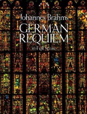 German Requiem - Full Score - BRAHMS - Partition - laflutedepan.com
