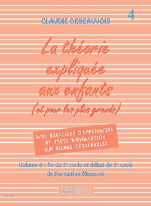 Théorie Expliquée aux Enfants - Volume 4 - laflutedepan.com