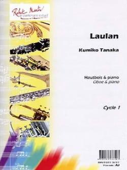 Laulan Kumiko Tanaka Partition Hautbois - laflutedepan