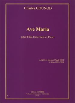Ave Maria - Flûte piano laflutedepan