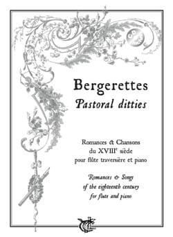 Bergerettes Partition Flûte traversière - laflutedepan