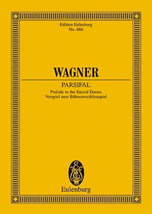 Richard Wagner - Parsifal, Apertura Wwv 111 - Partition - di-arezzo.es