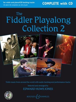 The Fiddler Playalong Violin Collection 2 Partition laflutedepan
