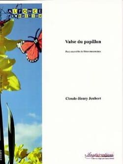 Valse du Papillon Claude-Henry Joubert Partition laflutedepan