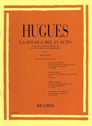 Ecole de la Flûte Op. 51 Volume 1 Louis Hugues Partition laflutedepan