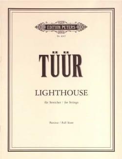Lighthouse - Partitur Erkki-Sven Tüür Partition laflutedepan