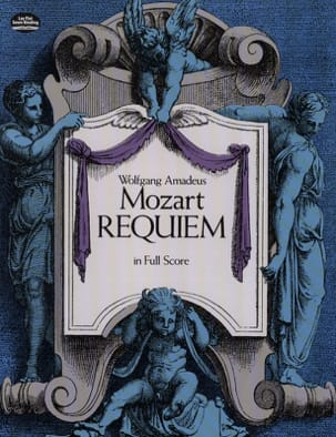 MOZART - Requiem Kv 626 - Score - Partition - di-arezzo.co.uk