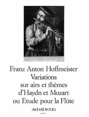 Variations sur airs et thèmes d'Haydn et Mozart laflutedepan