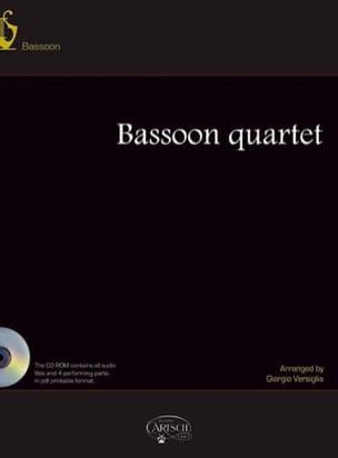 ファゴット四重奏団 - Partition - di-arezzo.jp