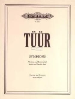 Symbiosis - Erkki-Sven Tüür - Partition - 0 - laflutedepan.com
