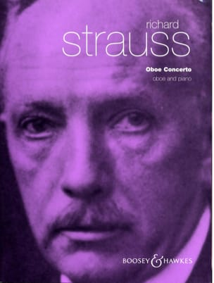 Concerto pour hautbois Richard Strauss Partition laflutedepan
