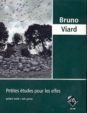 Petites Etudes pour les Elfes Bruno Viard Partition laflutedepan