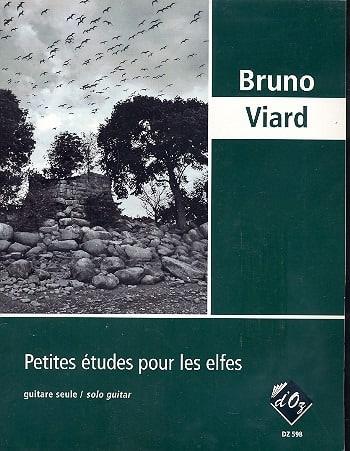 Petites Etudes pour les Elfes - Bruno Viard - laflutedepan.com