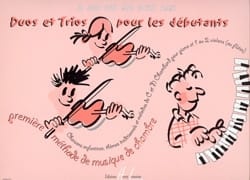 Je Joue Avec Mes Petits Amis - Nicole Chambard - laflutedepan.com