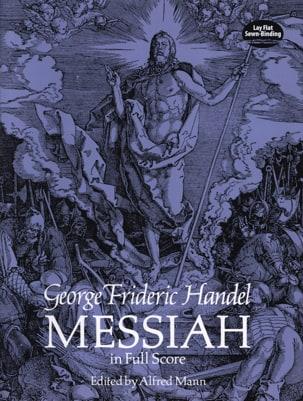 Messiah - Full Score - HAENDEL - Partition - laflutedepan.com