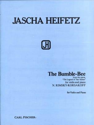 The Bumble-Bee Rimsky-Korsakov Nicolaï / Heifetz Jascha laflutedepan