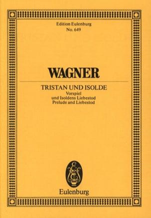 Tristan Und Isolde - Prélude et Mort D'isolde WAGNER laflutedepan