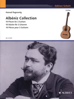 Albéniz Collection ALBENIZ Partition Guitare - laflutedepan