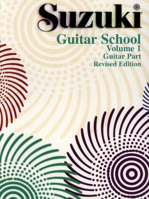 Guitar School Volume 1 Guitar Part Shinichi Suzuki laflutedepan