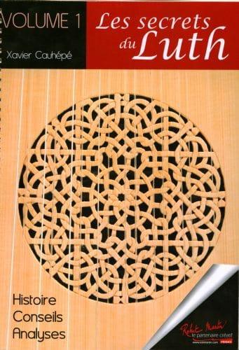 Les Secrets Du Luth Renaissance Volume 1 - laflutedepan.com