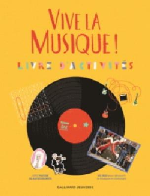 Vive la Musique! - Livre d'activités - laflutedepan.com