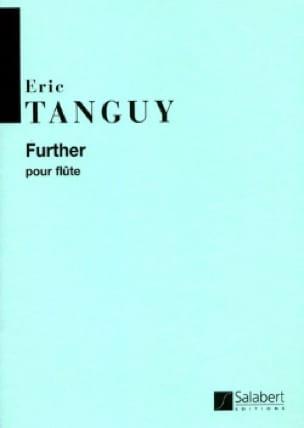 Further - Eric Tanguy - Partition - laflutedepan.com