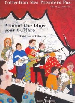 Around the blues Guillem Patrick / Harrand Pascal laflutedepan