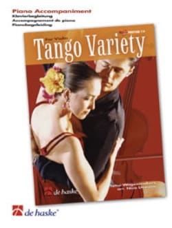 Tango Variety - Accompagnement Piano - Wagenmakers - laflutedepan.com