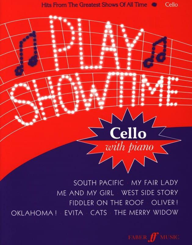 Play Showtime - Legg Pat / Gout Alan - Partition - laflutedepan.com
