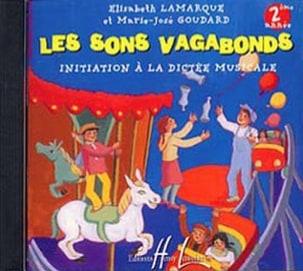 CD / Les Sons Vagabonds - 2ème Année laflutedepan