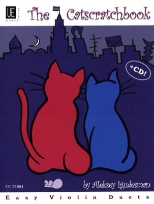Aleksey Igudesman - The Catscratchbook - Partition - di-arezzo.co.uk