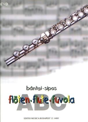 Abc de la flûte Bantai Vilmos / Sipos Eva Partition laflutedepan