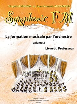 Symphonic FM Volume 3 - Livre du Professeur laflutedepan