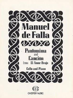 Pantomima and Cancion from El Amor Brujo DE FALLA laflutedepan