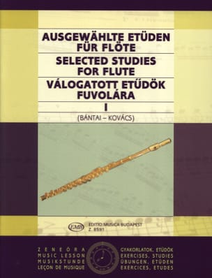 Selected Studies for Flute Volume 1 laflutedepan