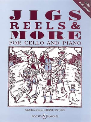 Jigs, Reels and more - Cello piano Jones Edward Huws laflutedepan