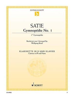 Première Gymnopédie - SATIE - Partition - laflutedepan.com