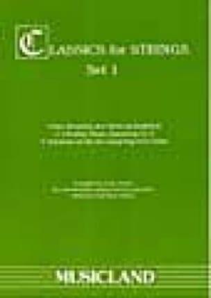 Classics For Strings - Set 1 - Partition - laflutedepan.com