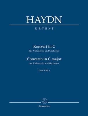 Konzert In C Für Violoncello Und Orchester Hob. V.I.I B : 1 laflutedepan